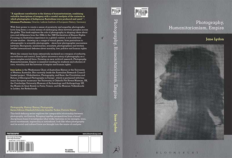 Cover, Jane Lydon's Photography, Humanitarianism, Empire (Bloomsbury)