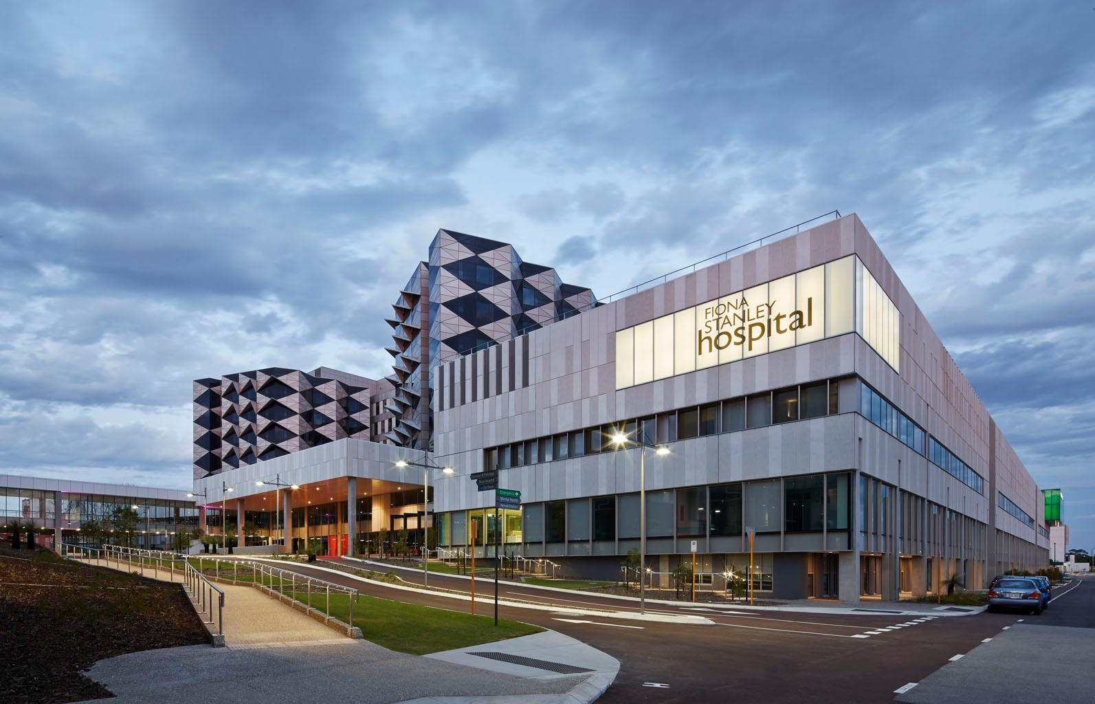 Fiona Stanley Hospital, participating in the pilot study