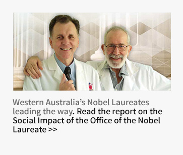 Read the report on the Social Impact of the Office of the Nobel Laureate