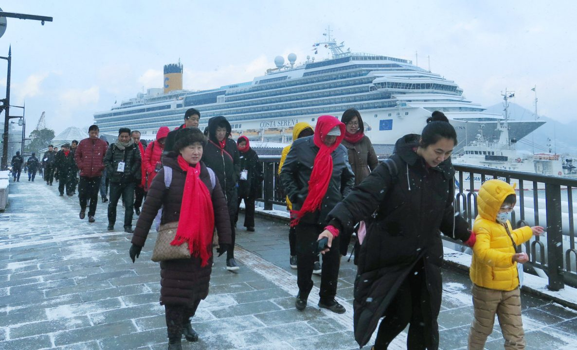 Maritime Silk Road cruise tours are becoming more popular