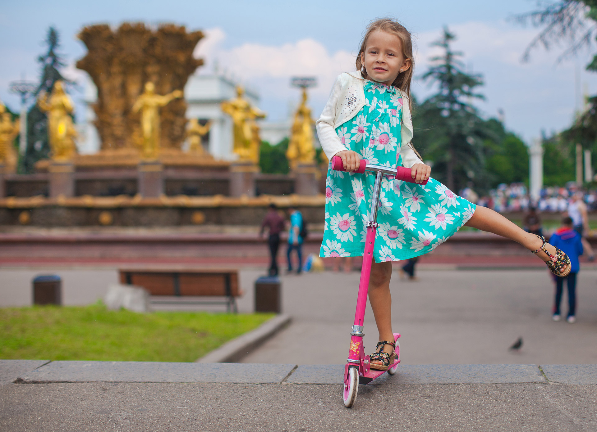 Children need at least 60 minutes of exercise per day