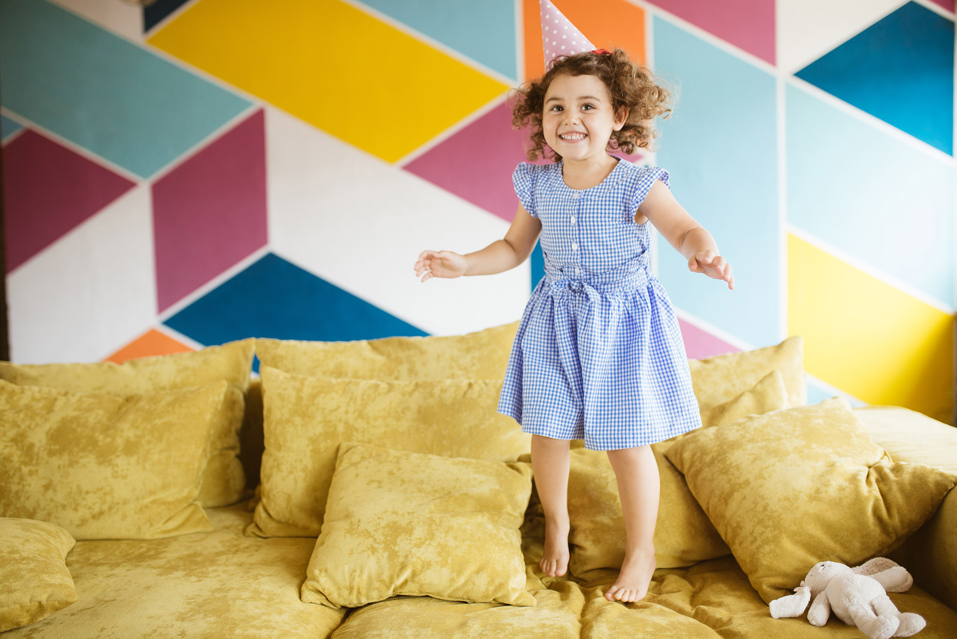 Children's activity at home is malleable
