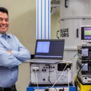Prof. Tobar, a world-leading scientist in precision measurement.